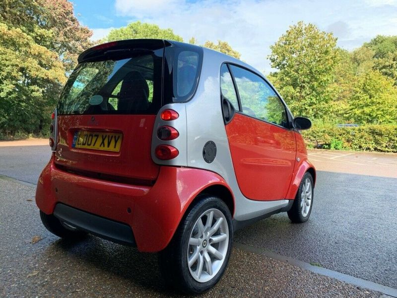 2007 Smart Fortwo 0.7 image 4