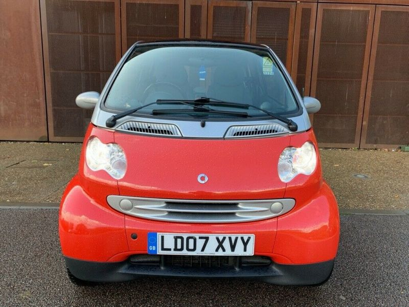 2007 Smart Fortwo 0.7 image 5