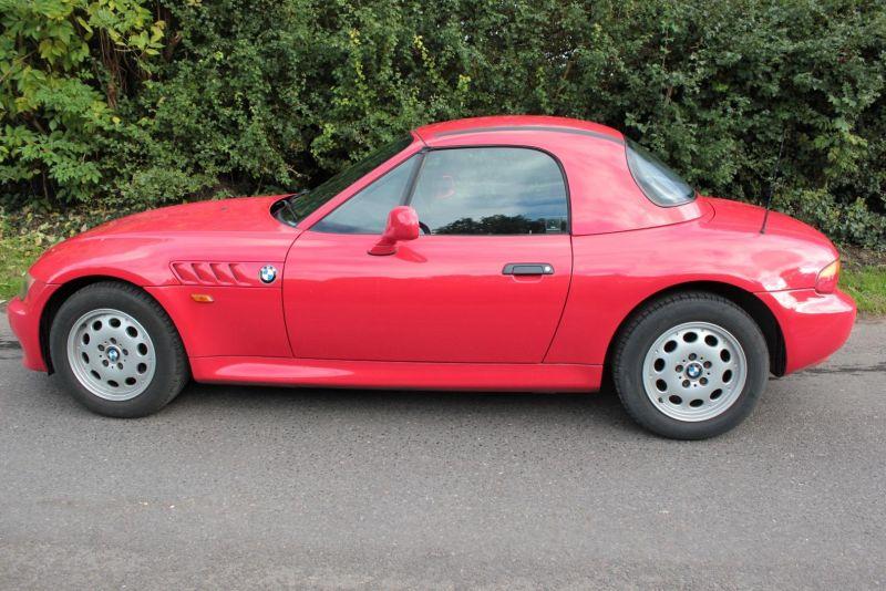 1998 BMW Z Series Roadster image 4