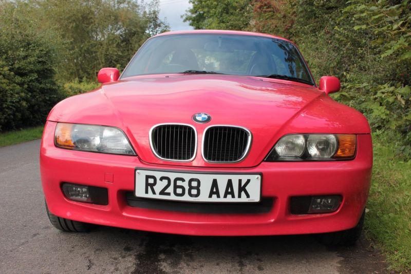 1998 BMW Z Series Roadster image 5