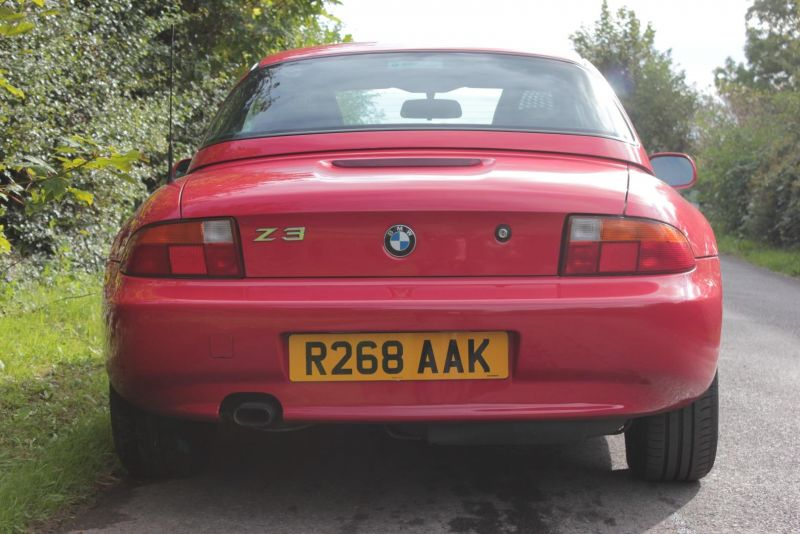 1998 BMW Z Series Roadster image 6