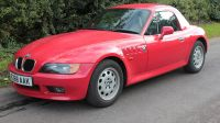1998 BMW Z Series Roadster image 2