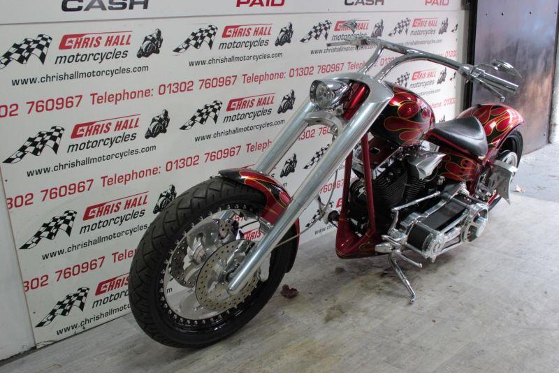 1990 Harley-Davidson Softail Flstc image 4