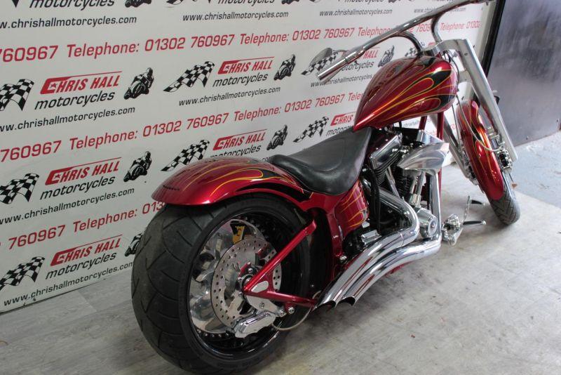 1990 Harley-Davidson Softail Flstc image 6
