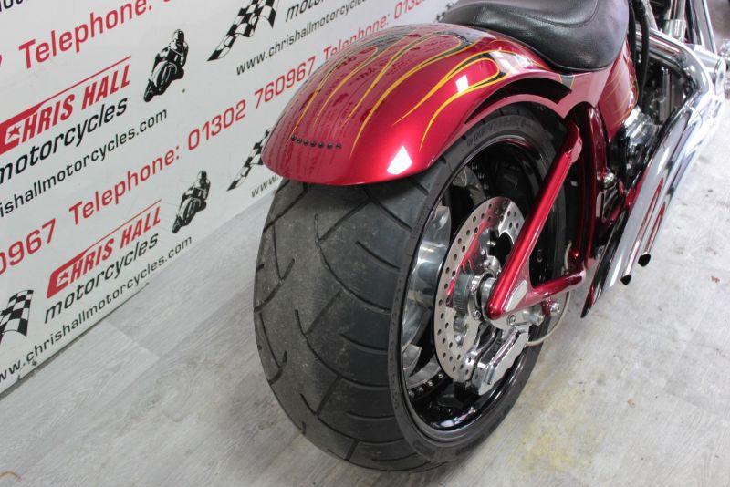 1990 Harley-Davidson Softail Flstc image 7
