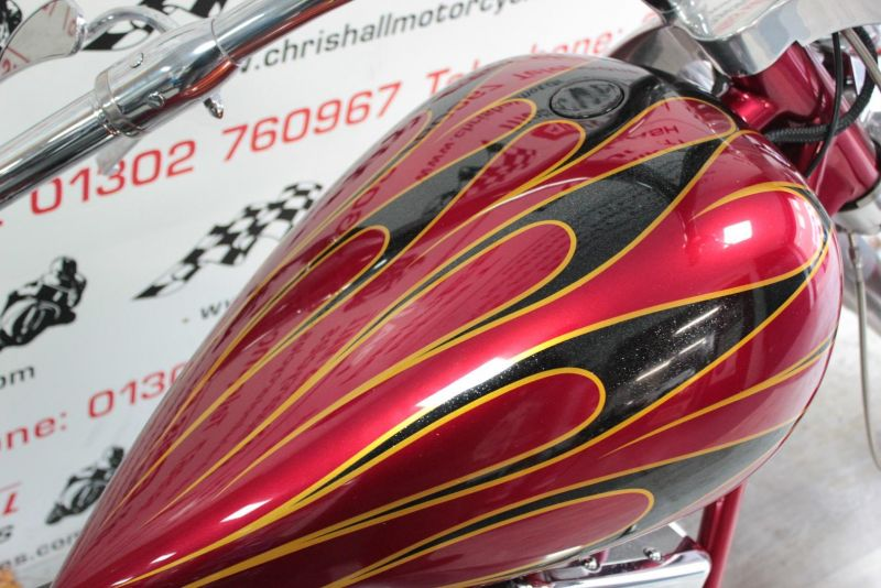 1990 Harley-Davidson Softail Flstc image 8