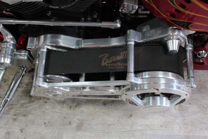 1990 Harley-Davidson Softail Flstc image 9