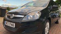 2013 Vauxhall Zafira 1.6 image 2