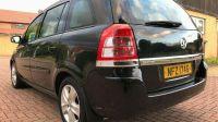 2013 Vauxhall Zafira 1.6 image 5