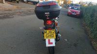 2012 Honda CBR 125 Repsol