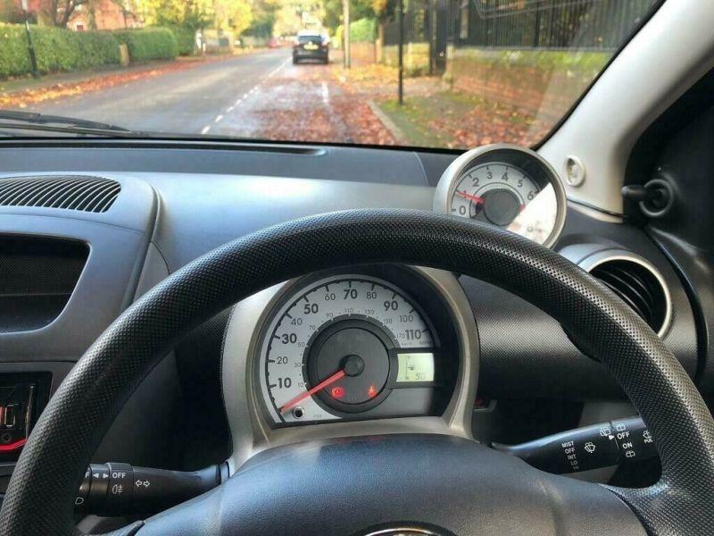 2005 Toyota Aygo 1.0 Sport 3dr image 8