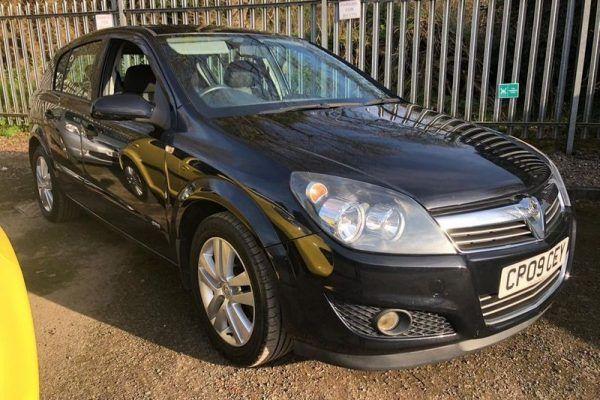 2009 Vauxhall Astra 1.7 CDTi ecoFLEX SXi 5dr