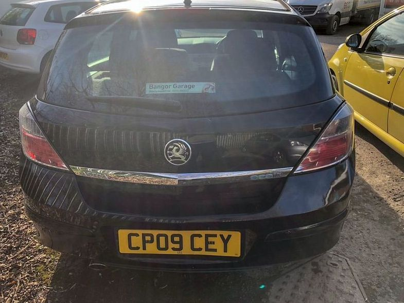 2009 Vauxhall Astra 1.7 CDTi ecoFLEX SXi 5dr image 9