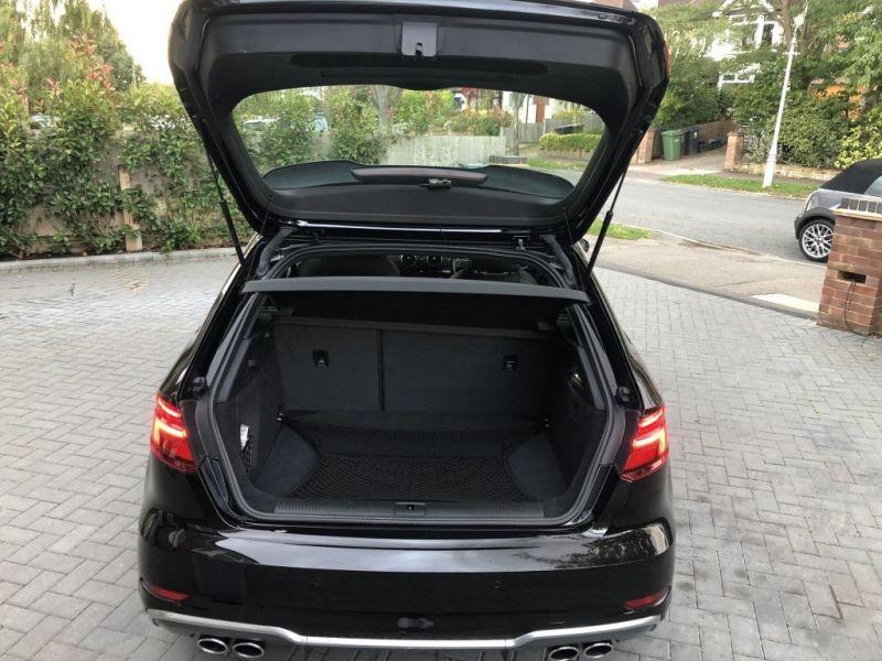 2016 Audi A3 2.0 S3 Sportback Quattro 5dr image 9