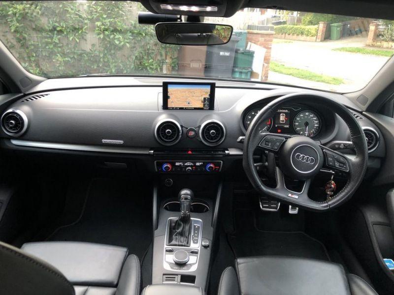 2016 Audi A3 2.0 S3 Sportback Quattro 5dr image 10