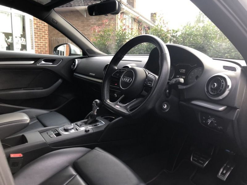 2016 Audi A3 2.0 S3 Sportback Quattro 5dr image 13
