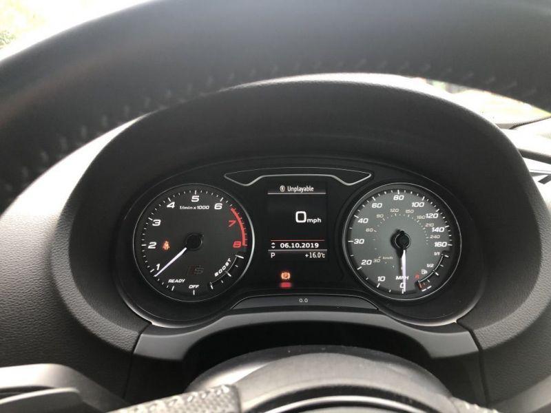2016 Audi A3 2.0 S3 Sportback Quattro 5dr image 14