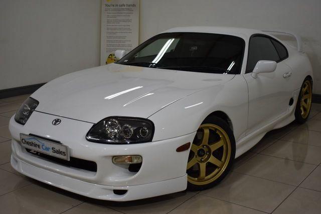 1997 Toyota Supra 3.0 Twin Turbo image 2