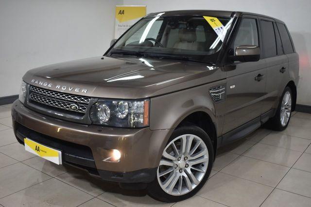 2010 Land Rover Range Rover 3.6 Tdv8 Sport Hse 5dr image 1