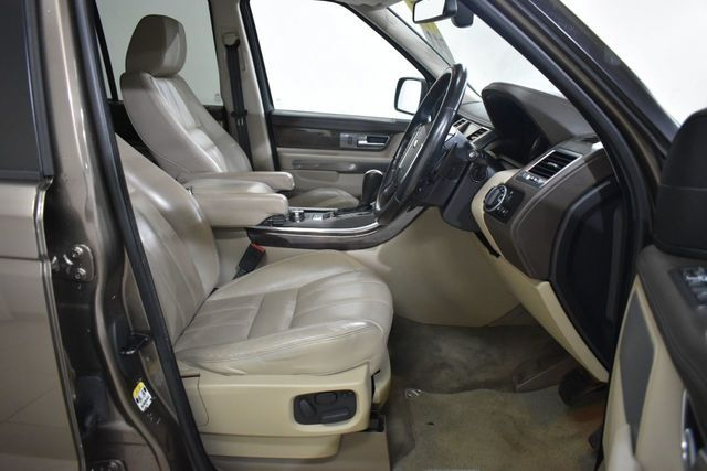 2010 Land Rover Range Rover 3.6 Tdv8 Sport Hse 5dr image 11