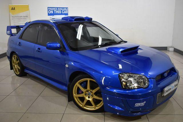 2003 Subaru Impreza 2.0 Wrx Sti Type Uk 4dr 265 BHP image 1