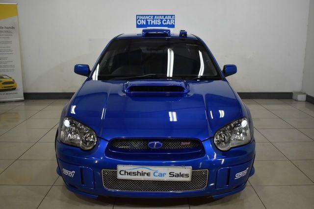 2003 Subaru Impreza 2.0 Wrx Sti Type Uk 4dr 265 BHP image 2