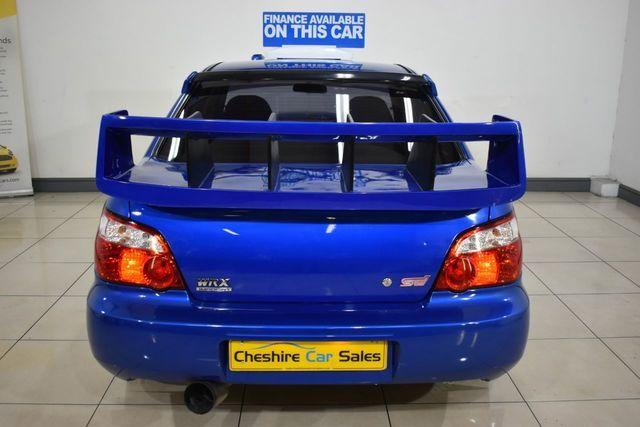 2003 Subaru Impreza 2.0 Wrx Sti Type Uk 4dr 265 BHP image 4