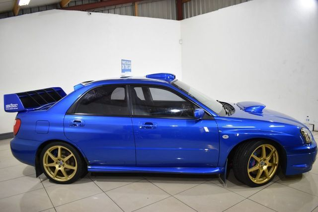 2003 Subaru Impreza 2.0 Wrx Sti Type Uk 4dr 265 BHP image 6