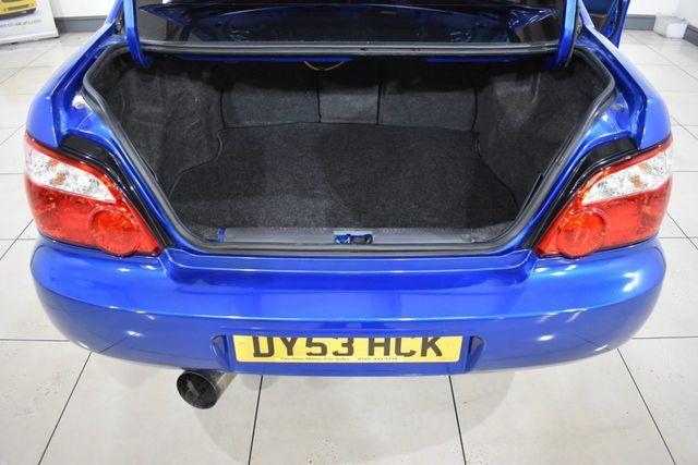 2003 Subaru Impreza 2.0 Wrx Sti Type Uk 4dr 265 BHP image 9