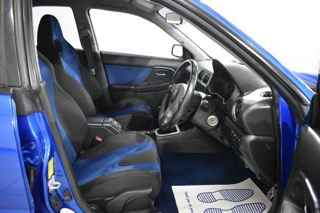 2003 Subaru Impreza 2.0 Wrx Sti Type Uk 4dr 265 BHP image 11