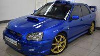2003 Subaru Impreza 2.0 Wrx Sti Type Uk 4dr 265 BHP image 3