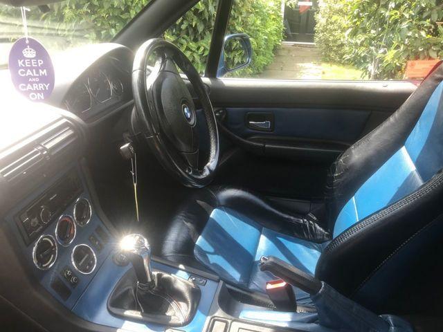 1999 BMW Z3 2.8 Z3 Roadster 2dr image 3