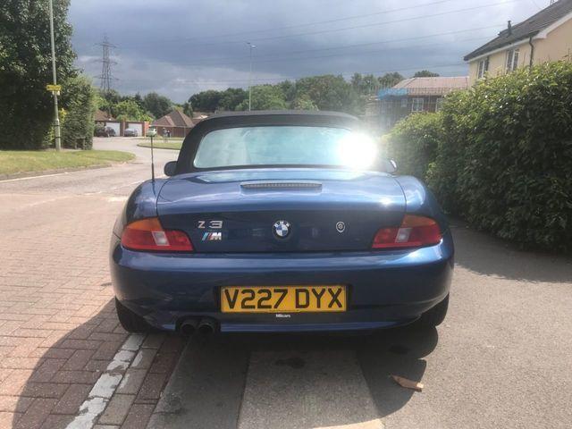 1999 BMW Z3 2.8 Z3 Roadster 2dr image 4