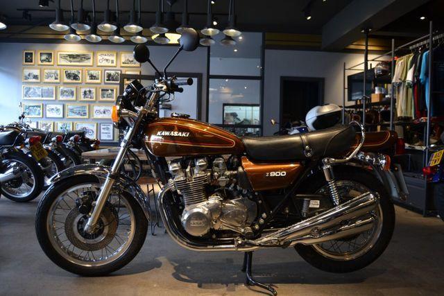 1976 Kawasaki Z900