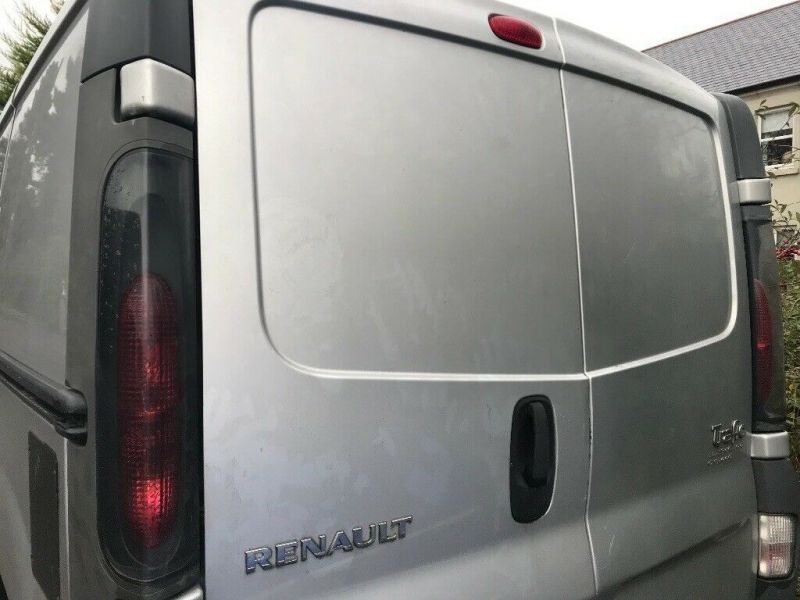 2006 Renault Trafic image 5