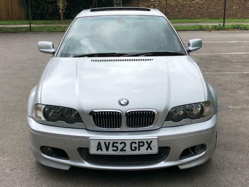 2002 BMW 330ci 3.0 image 5