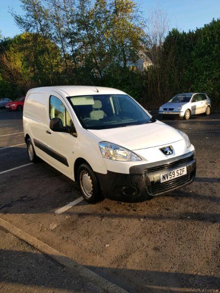 2009 Peugeot Partner 1.6 image 1