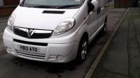 2012 Vauxhall Vivaro 2.0 image 3