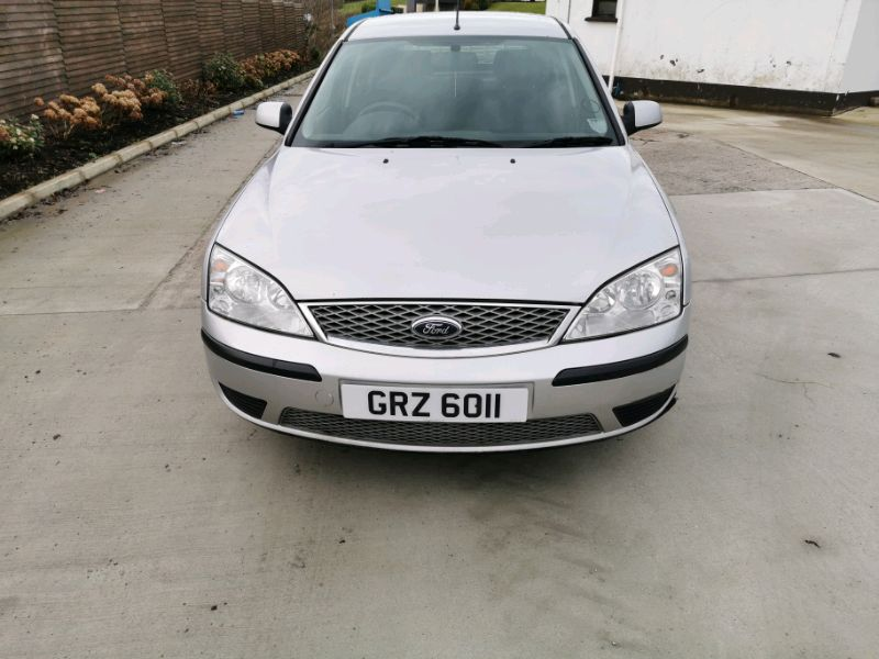 2006 Ford Mondeo 2.0Tdci image 3