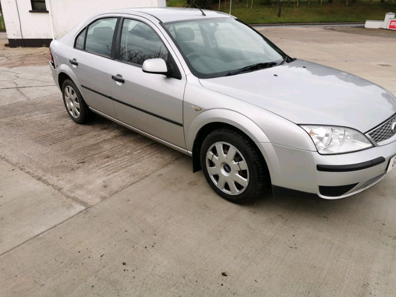 2006 Ford Mondeo 2.0Tdci image 4