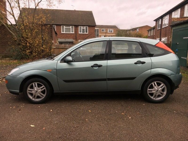 2001 Ford Focus 1.6 5dr image 3