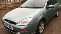 2001 Ford Focus 1.6 5dr image 1