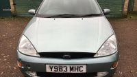 2001 Ford Focus 1.6 5dr image 2