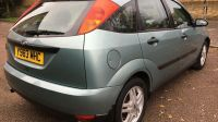 2001 Ford Focus 1.6 5dr image 4