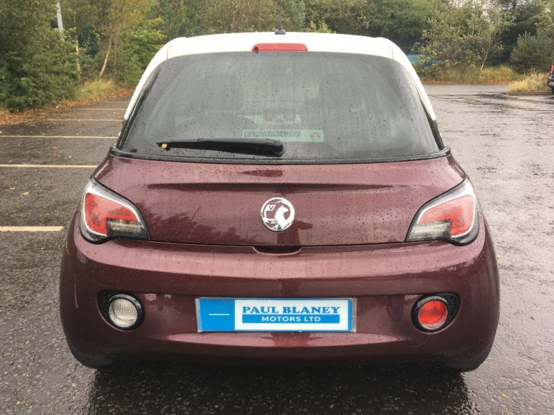 2014 Vauxhall Adam 1.2i ecoFLEX 3dr image 3