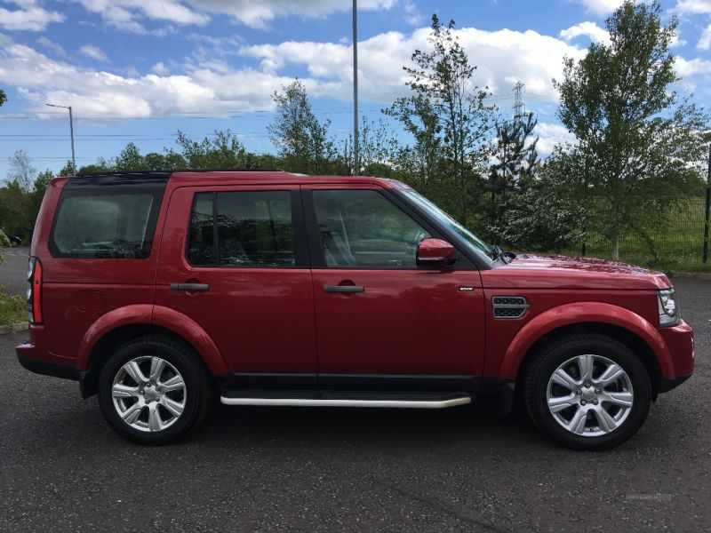 2014 Land Rover Discovery 3.0 SDV6 XS 5dr image 2