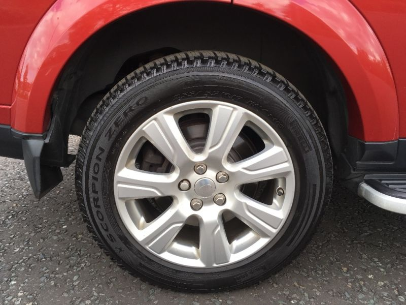 2014 Land Rover Discovery 3.0 SDV6 XS 5dr image 3