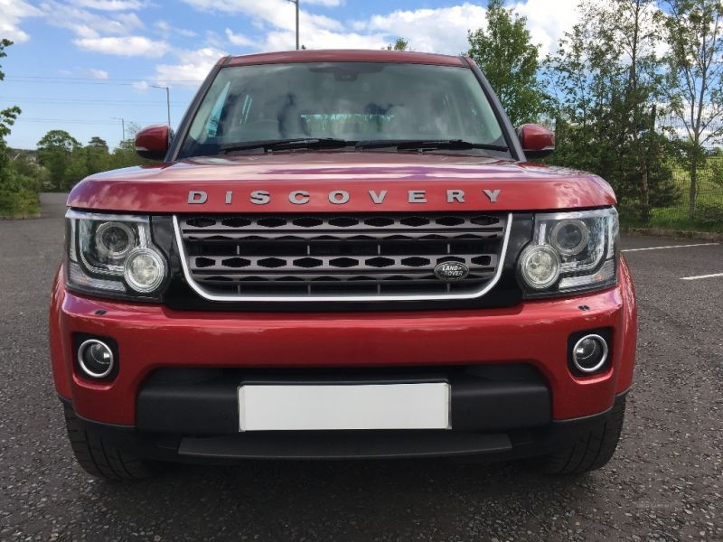 2014 Land Rover Discovery 3.0 SDV6 XS 5dr image 4