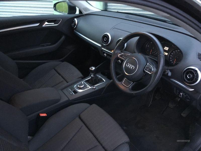 2014 Audi A3 1.6 TDI Sport *Nav* 3dr image 4