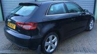 2014 Audi A3 1.6 TDI Sport *Nav* 3dr